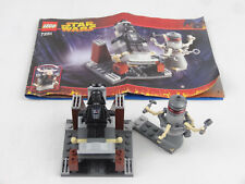 Lego Star Wars 7201 Final Duel II 2 Complete Mini Set