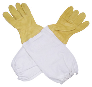 Bee Keepers Leather Gloves