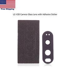 LG Camera Lens V20 F800L H910 H915 H990 LS997 US996 VS995 Rear Back Cover Glass