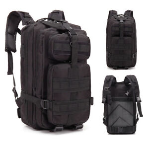 Military Tactical Backpack MOLLE EMT Daypack Bug Out Bag for Hiking Camping