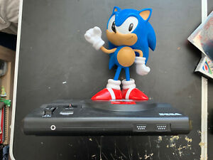 Sonic Mania Collectors Edition with sound model only rare statue mancave retro