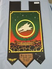 Warhammer 40K Salamanders small banner