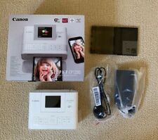 Canon SELPHY Cp1200 Compact WiFi Photo Printer - White (0600C010)