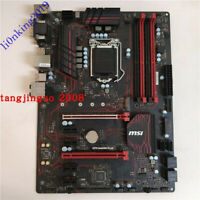 FOR MSI Z270 GAMING PLUS LGA1151 Z270 game board DDR4 support 7700K CPU TESTed