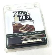 Zero Glide Slotted Zero Fret Nut Kit for for Fender® Strat/Tele Guitar ZS-7F