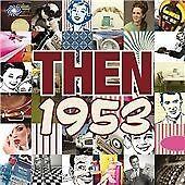 Then 1953 CD NEW SEALED Guy Mitchell/Frankie Laine/Eddie Fisher/Kay Starr+