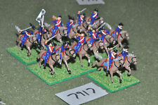 20mm napoleonic spanish 14 cavalry plastic (7917) painted
