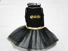 More details for batgirl tutu dress dog costume xl