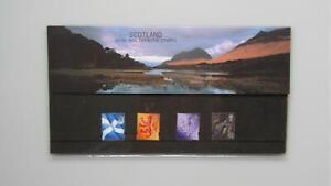 1999 G.B Presentation Pack - Scotland Royal Mail Definitive Stamps - Pack 45
