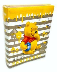 DISNEY Winnie Pooh Kinder Fotoalbum Hochwertig für 200 Fotos 10x15 °NEU° D64