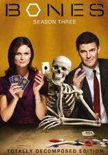 The Bones, Bones - Bones: The Complete Third Season [New DVD] Ac-3/Dolby Digital
