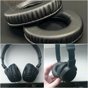 Soft Leather Ear Pads Foam Cushion EarMuff For Sony MDR-ZX110 Headphone
