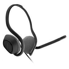 Plantronics Audio 648 Stereo USB Headset (Black)