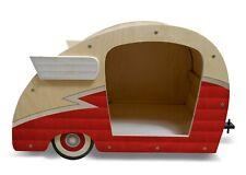 Retro Shasta Camper Dog/Cat Bed