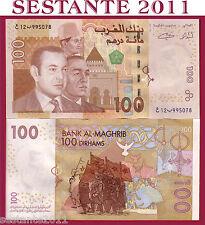 MOROCCO / MAROCCO - 100 DIRHAMS 2002 - P 70 - FDS / UNC
