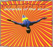 WestBam - Wizards Of The Sonic - CDM - 1994 - Trance 3TR