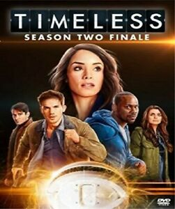 Timeless: Season Two Finale [New DVD] Ac-3/Dolby Digital, Dubbed, Subt