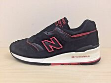 New Balance 997 Air Exploration Made In USA Men's Sz 5.5 Black Red $230 M997DEXP