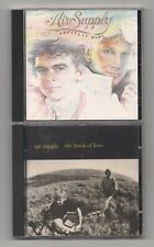 AIR SUPPLY - Lot of 2 CD's : The book of love & Greatest hits