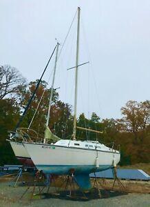 1976 Paceship 26' Sailboat - Maryland