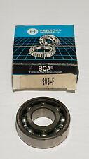 203-F Federal Mogul BCA Bearing National