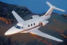 Hawker Beechcraft Premier I Business Jet Plane Wood Model Free Shipping Regular