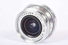 Leitz Wetzlar Super-Angulon 21mm f/4 for Leica M  **SERVICED BY YYE**   #P4631