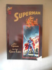 SUPERMAN Dc Prestige n°12 1995 edizione Play Press  [G835]