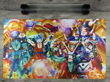 Dragon Ball Super Custom playmat YuGiOh Trading Card Game Mat Free Best Tube