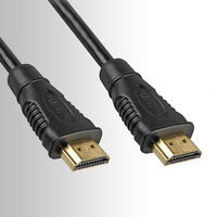 HDMI Cable v1.4 1080p Gold HDTV 3FT 6FT 10FT 15FT lot