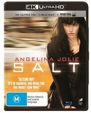 Salt (Blu-ray, 2016, 2-Disc Set)