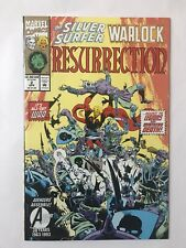 Silver Surfer Warlock Resurrection #2 Marvel Comics 1993