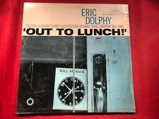 W-44 ERIC DOLPHY Out To Lunch ...... BLUE NOTE RECORDS .... BST 84163