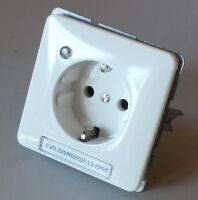 03-35-03163 Steckdose Einsatz JUNG 921-314 mit Kontroll Leuchte weiß Schuko