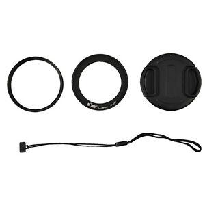 JJC KWF-P600 Lens 4 Set Adapter Holder Filter for Nikon Coolpix B700 P600 P610 S