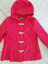 Veste à capuche Benetton fille 8-9 ans