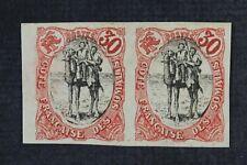 CKStamps: Somali Coast Stamps Collection Scott#42 Mint H OG Tiny Thin Proof