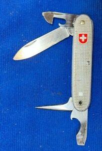 VICTORINOX--SOLDIER--Swiss Army Knife - ALOX - 1979 - 93mm - Model 1961