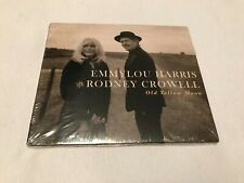 ALBUM CD 12T DIGIPACK EMMYLOU HARRIS and RODNEY CROWELL OLD YELLOW MOON (NEUF)