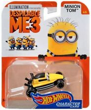 Hot Wheels 1:64 Scale Despicable Me 3 Minion Tom 4/6