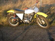 CCM MX BSA B50  twinshock scrambler vintage Moto Cross TT MX HL 500 Oldtimer XT