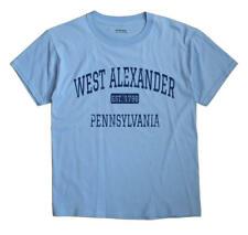 West Alexander Pennsylvania Pa T-Shirt Est