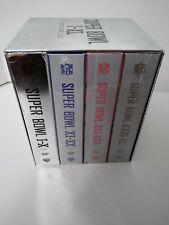 NFL Super Bowl Collection: I-XL (2006, 20-DVDs Set) / Slips * 3 Sealed New Boxes