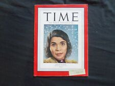 1946 DECEMBER 30 TIME MAGAZINE - MARIAN ANDERSON - T 1053
