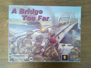 Advanced Squad Leader / ASL / MMP Historical Module 6 A Bridge To Far - punched