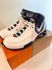 2006 Nike Shox Elite TB White/Navy Size 9 New With Box Deadstock Rare