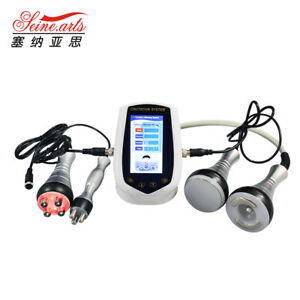 GMET -Ultrasonic Cavitation Slimming Machine-Vacuum Sculpting Fat Removal- LW126