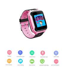 Intelligente Touch SmartWatch Mädchen Kamera Kinder Uhr GPS Tracker Telefonieren