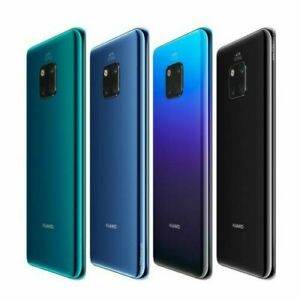 Huawei Mate 20 Pro - 128GB - Black/Twilight (Unlocked) Smartphone - Original