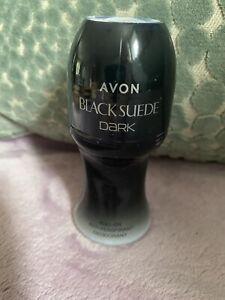 Avon roll on deodorant -Black Suede Dark